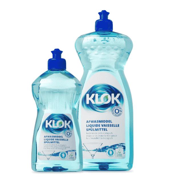 klok natuurlijke afwasmiddelen online bestellen