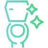 ecologische producten voor sanitair