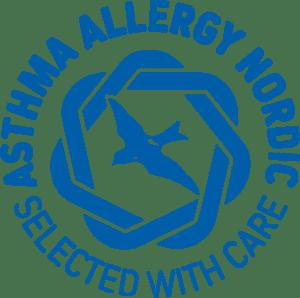 klok vaatwastabletten hebben het Asthma Allergy Nordic keurmerk