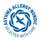 Klok en Asthma Allergy Nordic Label