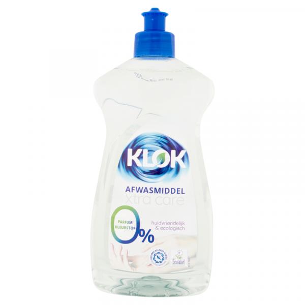 huidvriendelijk afwasmiddel zonder parfum