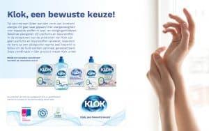In editie 2 van het Nederlands Tijdschrift voor Allergie, Astma & Klinische Immunologie verschijnt een mooie advertentie van Klok.
