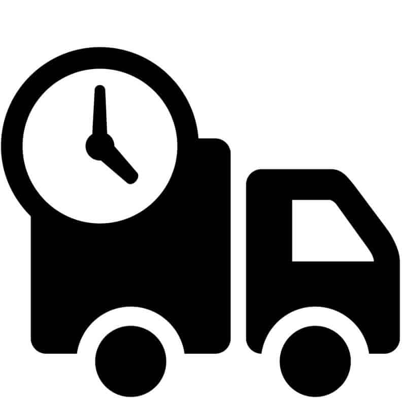 gewijzigde leveringstijden KLOK wasproducten